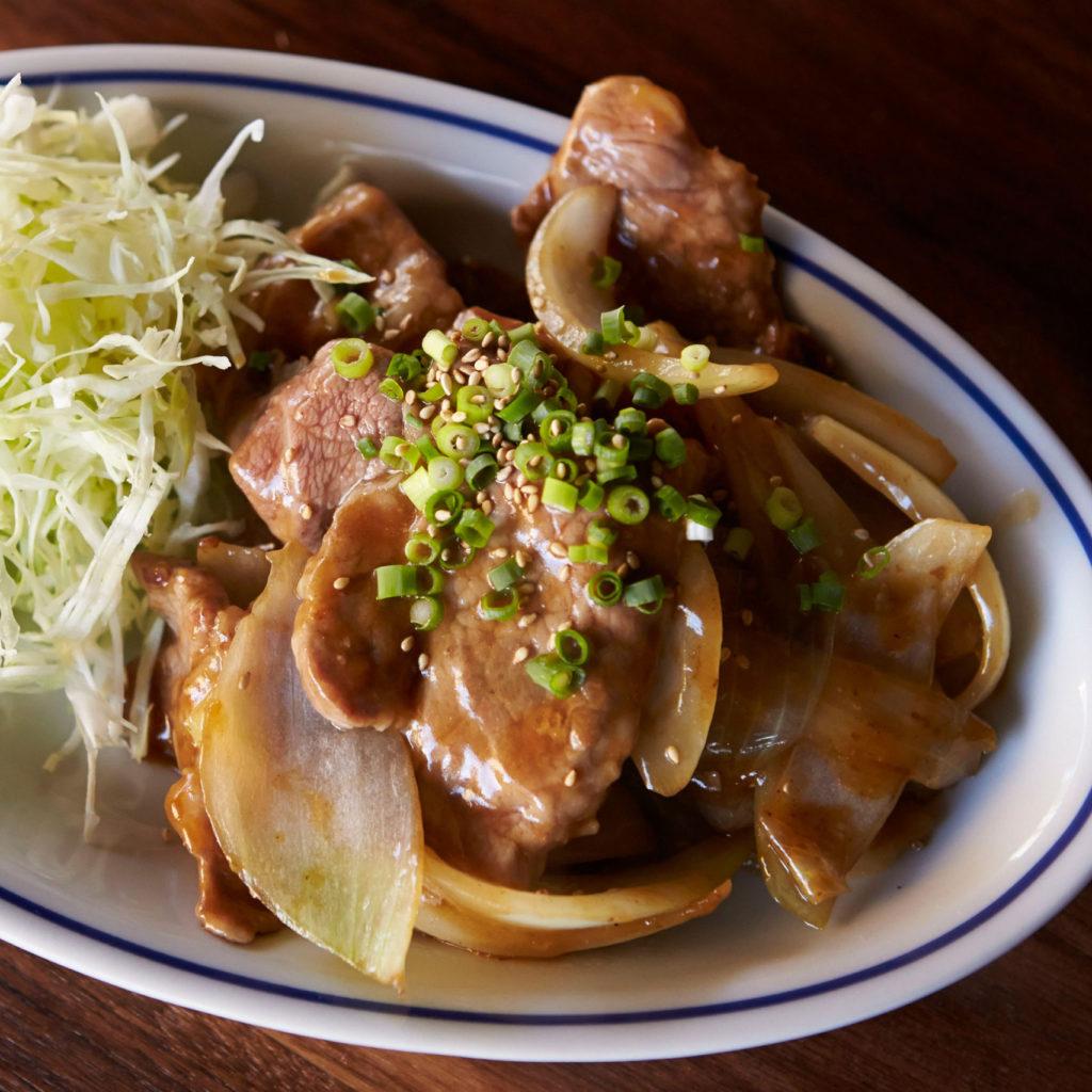 絶品!やわらか美味しい豚の生姜焼き